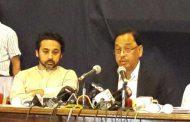 'महाराष्ट्र स्वाभिमान' राणेंची नव्या पक्षाची घोषणा