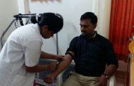 पत्रकारांनी आरोग्याची काळजी घ्यावी - डॉ. निखिल हिरेमठ