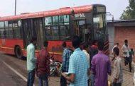 भोसरीत धावली चालकाविना बस; मोठी दुर्घटना टळली