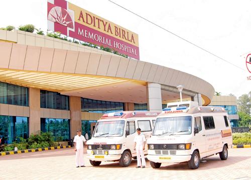 आदित्य बिर्ला हॉस्पिटलमध्ये दोन दिवसात २ यकृत आणि ४ किडणी प्रत्यारोपण यशस्वी