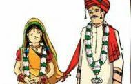 १९ वर्षीय मुलीचा ४६ वर्षीय व्यक्तीशी लावला विवाह