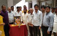 स्वर्गीय लोकनेते गोपीनाथ मुंडेंना पिंपरी चिंचवड भाजपातर्फे अभिवादन