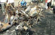धक्कादायक : सायकल चोरीला गेल्याने चिडलेल्या अल्पवयीन मुलाने पिंपरीत दुचाकी पेटवल्या