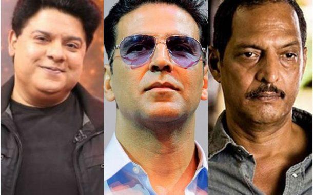 साजिद खानवरील आरोपांमुळे अक्षयने थांबवलं 'हाऊसफुल ४' चं शूटींग
