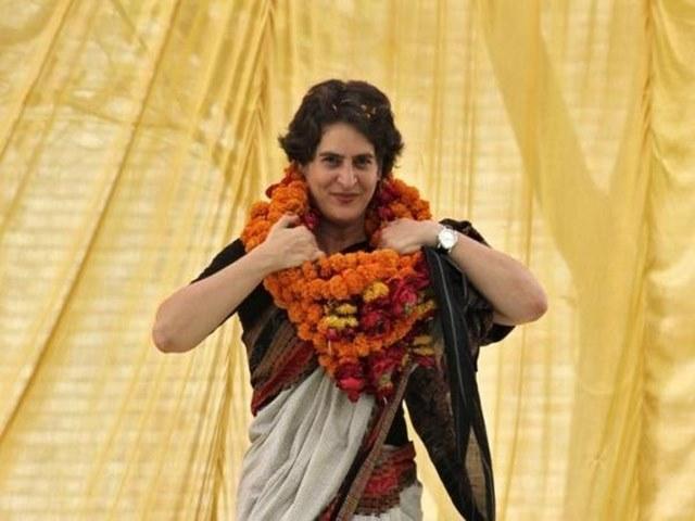 काँग्रेसचा मास्टर स्ट्रोक, प्रियांका गांधींची सक्रीय राजकारणात 'एंट्री'