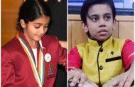 महाराष्ट्राच्या दोन बालकांना राष्ट्रपतींच्या हस्ते 'राष्ट्रीय बाल पुरस्कार' प्रदान