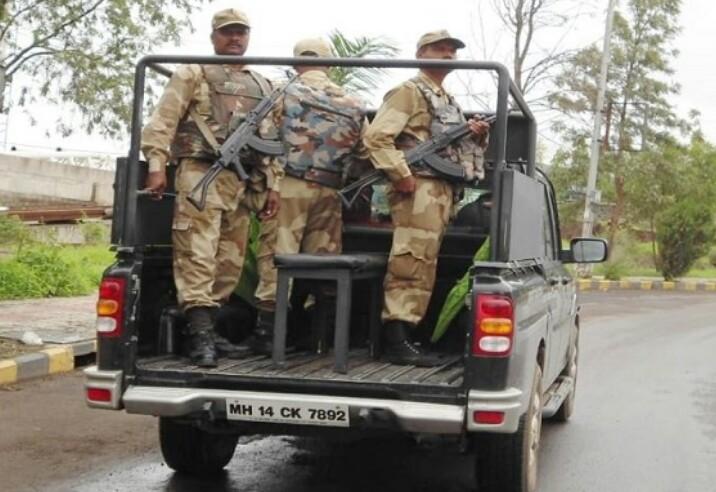 हिंजवडी 'आयटी हब'ला 'हाय अलर्ट'.. सुरक्षा वाढवली..!