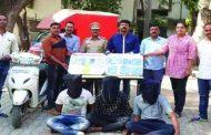 नागरिकांना मारहाण करुन लुटणाऱ्या तिघांना अटक, पिंपरी पोलिसांची कारवाई