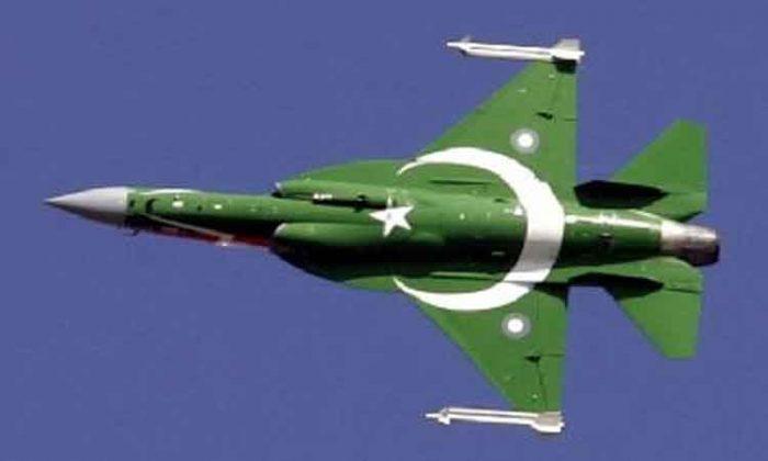 घुसखोरी करणं पाकिस्तानला पडलं महाग; भारतीय वायुसेनेनं पाकचं एफ-१६ विमान पाडलं