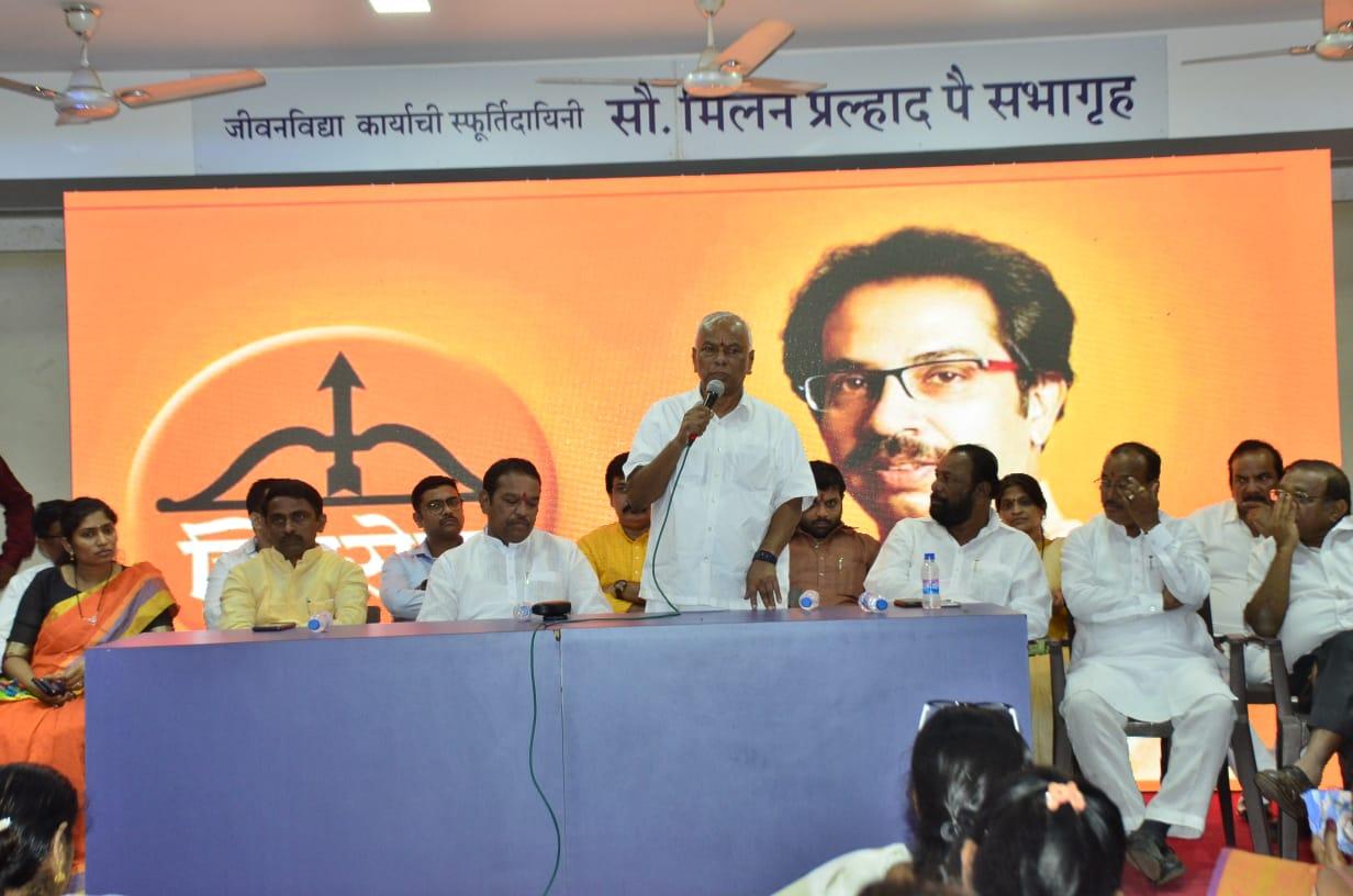 महायुतीने संपूर्ण देशाच्या विकासाचा विचार केला आहे - रामशेठ ठाकूर