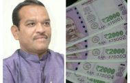 श्रीरंग बारणेंसाठी पनवेलमध्ये मतदारांना पैसे वाटणारा कार्यकर्ता पकडला
