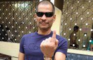 आमदार लक्ष्मण जगताप यांनी बजावला मतदानाचा हक्क..!