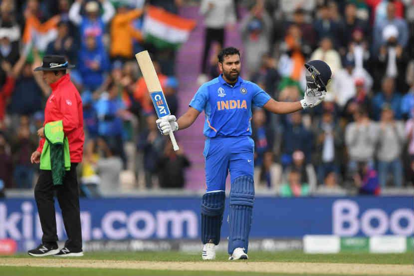 विश्वचषकातील पहिल्या सामन्यात भारताची विजयी सलामी