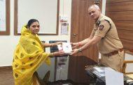 पिंपरी चिंचवडमधील महिलांना नागपूरच्या धर्तीवर सुरक्षा पुरवा; महापौर माई ढोरे यांची पोलिस आयुक्तांकडे मागणी