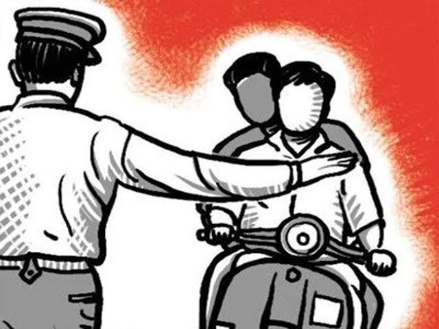 पिंपरी चिंचवडमध्ये दीड महिन्यात २६२ वाहन चालकांचे परवाने निलंबित; वाहतूक पोलिसांची कारवाई