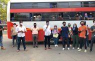अखेर 'त्या' ८० विद्यार्थ्यांची रवानगी लदाखला; महाराष्ट्र प्रदेश एनएसयुआयचे 'मिशन लदाख' यशस्वी