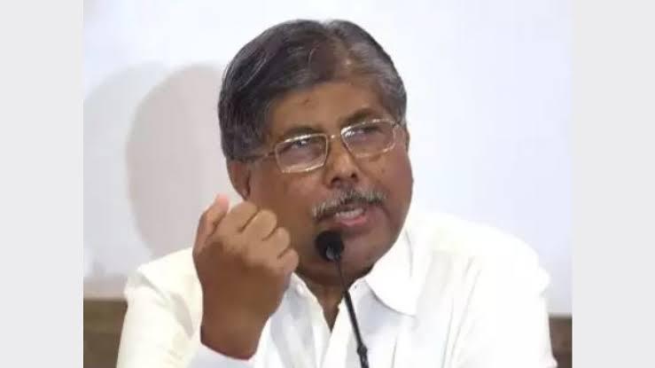 भाजपकडून शुक्रवारी 'मेरा आंगण मेरा रणांगण, महाराष्ट्र बचाव आंदोलन' - चंद्रकांत पाटील