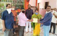 भाजपा युवा मोर्चा निगडीच्या वतीने आयोजित रक्तदान शिबीरात ७० जणांचा सहभाग