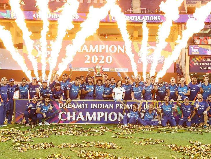 IPL Final 2020 : मुंबई इंडियन्सने दिल्ली कॅपिटल्सला पराभूत करत पाचव्यांदा विजेतेपदावर नाव कोरले..!