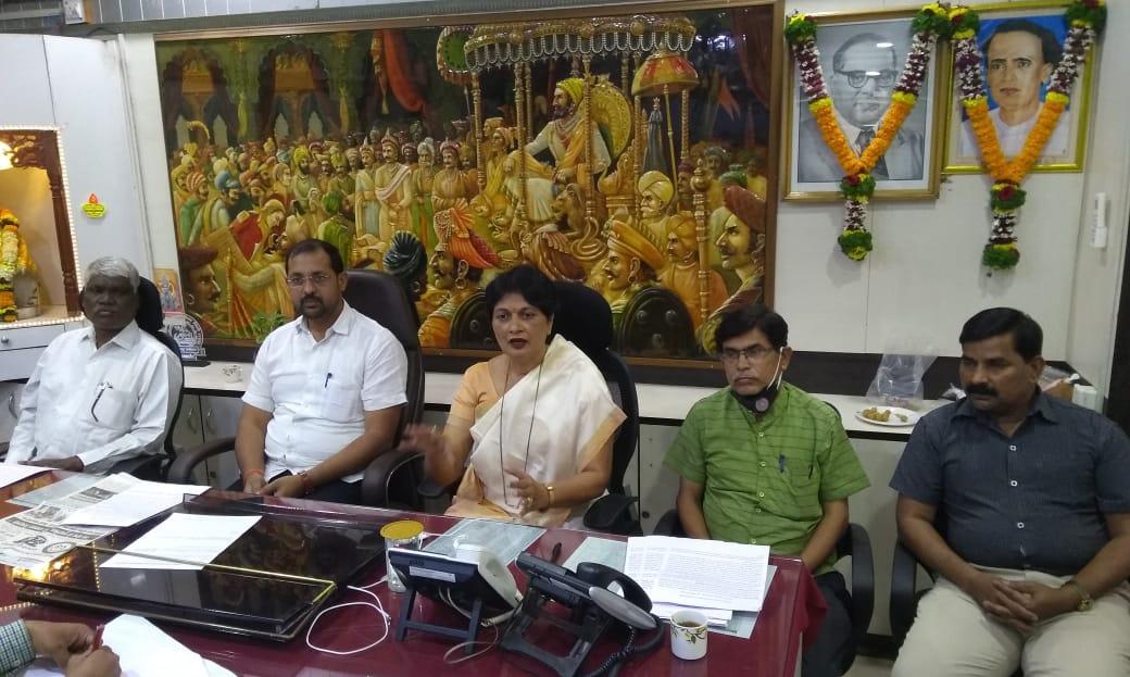 कामगार न्यायालय आणि कामगार उपआयुक्तांचे कार्यालय पिंपरीत सुरु करावे - डॉ. भारती चव्हाण