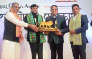 संसदेतील उल्लेखनीय कामाबद्दल खासदार श्रीरंग बारणे यांना 'भारत गौरव' पुरस्कार प्रदान