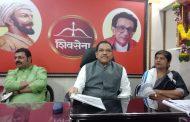 पिंपरी चिंचवड महापालिकेत भ्रष्टाचार बोकाळला, चुकीच्या कामांना आयुक्तच जबाबदार - खासदार श्रीरंग बारणे