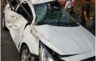 पुणे-मुंबई एक्सप्रेस वेवर अपघातात १ ठार; ३ जण गंभीर जखमी