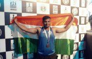 जागतिक 'चेस बॉक्सिंग' स्पर्धेत पिंपरी चिंचवडच्या राहुल धोत्रेला 'कांस्य पदक'!