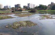 रावेत बंधाऱ्यातील पाण्याची पातळी खालावली, शहराचा पाणी पुरवठा विस्कळीत