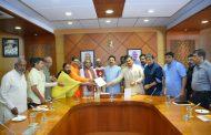 श्री राम मंदिर उभारणीसाठी केंद्र सरकारने कायदा करावा, विश्व हिंदू परिषदेची राज्यपालांकडे मागणी