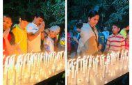 २६/११ हल्ल्यातील शहीदांना पिंपळे सौदागरमध्ये श्रध्दांजली