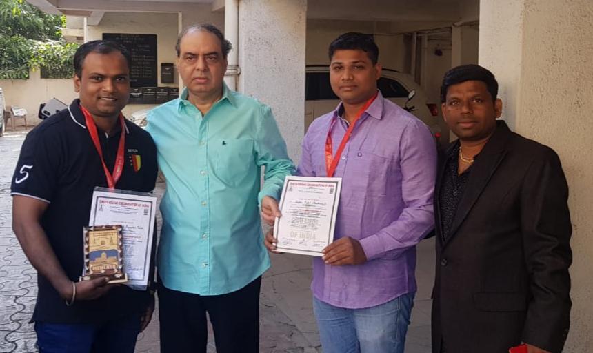 पिंपरीतील सेवा विकास बँकेच्या दोन खेळाडूंची भारतीय चेसबॉक्सिंग संघात निवड
