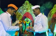सांगवीत उत्साही वातावरणात श्रीमहालक्ष्मी देवीची प्राणप्रतिष्ठा