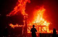 साडीच्या शोरूमला आग लागून पाच कामगारांचा मृत्यू