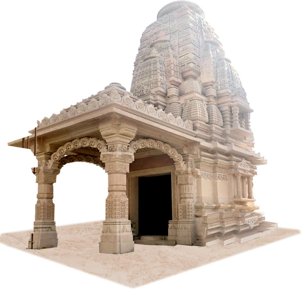 पिंपरीतील श्री शितळादेवी मंदिर मूर्ती प्राणप्रतिष्ठा व कलशारोहण समारंभ बुधवारी