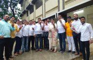 लक्ष्मण जगताप यांनी बजावला मतदानाचा हक्क..!