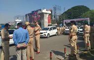 अयोध्या निकालाच्या पार्श्वभूमीवर पिंपरी चिंचवड शहरात कडेकोट पोलीस बंदोबस्त; पोलीस आयुक्तांकडून अनेक भागात पाहणी