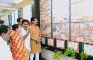 स्व.गोपीनाथ मुंडे यांच्या जयंतीनिमित्त नरेंद्र मोदींच्या 'पंतप्रधान ते प्रधानसेवक' प्रवासाच्या छायाचित्रांचे चिंचवड येथे प्रदर्शन