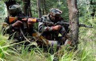 भारत-पाक सीमेवर चकमकीत दोन लष्करी अधिकाऱ्यांसोबत तीन जवान शहीद