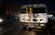 नर्हे येथील नवले ब्रिजजवळ भीषण अपघातात ३ जण ठार